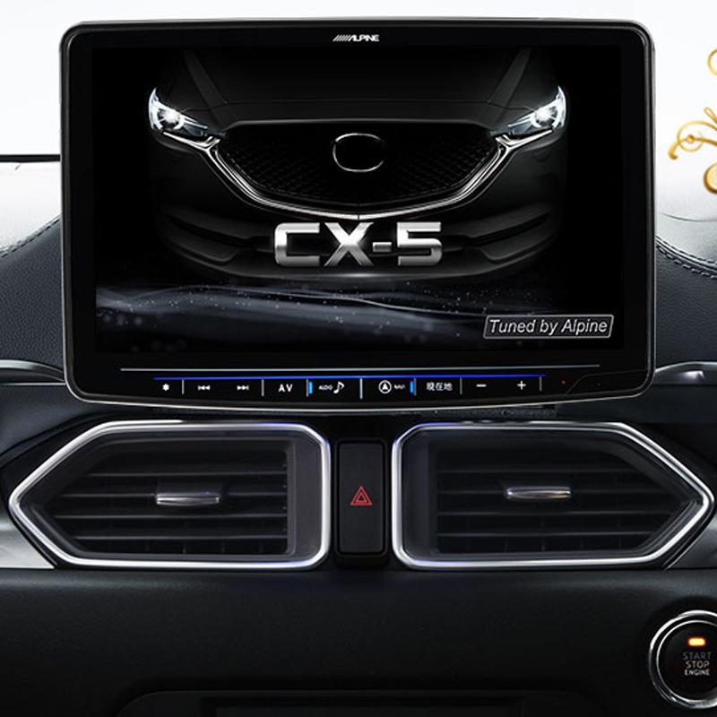 アルパイン ALPINE カーナビ フローティングビッグX11 BIGX11 マツダ CX-5 シーエックス5(Boseサウンドシステム)専用 11インチ 11型 新品 XF11Z-CX5-BS