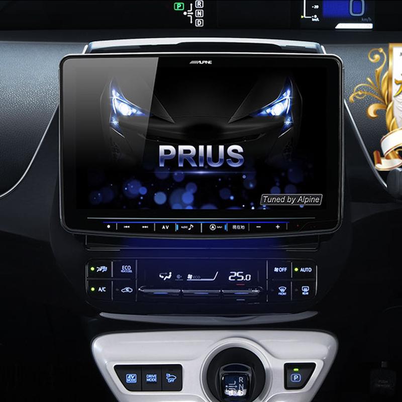 アルパイン ALPINE カーナビ フローティングビッグX11 BIGX11 トヨタ プリウス PRIUS 専用 11インチ 11型 ナビレディ対応 新品 XF11Z-PR-NR