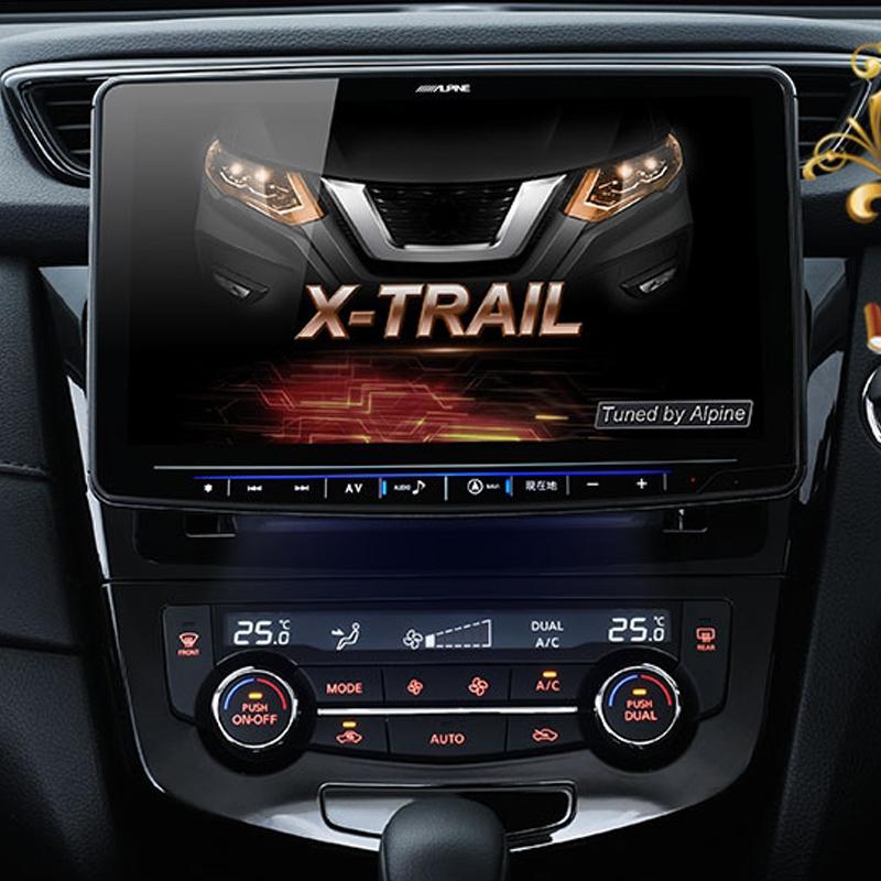 アルパイン ALPINE カーナビ フローティングビッグX11 BIGX11 日産 エクストレイル X-TRAIL XTRAIL 専用 11インチ 11型 新品 XF11Z-XT