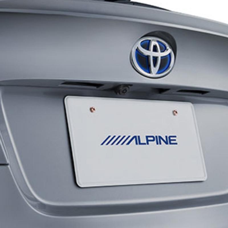 アルパイン ALPINE バックカメラ リアカメラ C-HR CHR シーエイチアール 専用 HDRバックビューカメラパッケージ HCE-C1000D-CHR