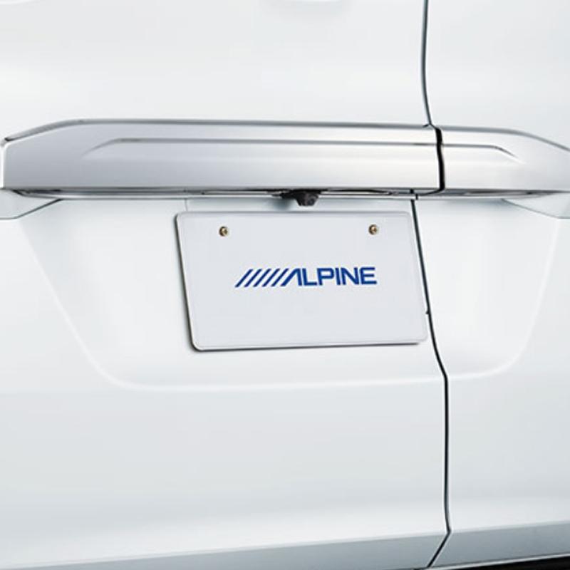 アルパイン ALPINE バックカメラ リアカメラ ステップワゴン 専用 HDRバックビューカメラパッケージ HCE-C1000D-ST2