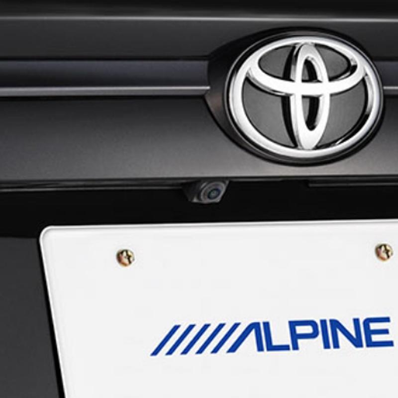 アルパイン ALPINE バックカメラ リアカメラ ハリアー 専用 HDRマルチビュー・バックカメラ HCE-C2000RD-HA