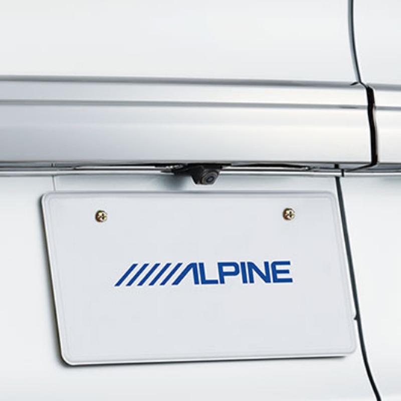 アルパイン ALPINE バックカメラ リアカメラ ステップワゴン 専用 HDRマルチビュー・バックカメラパッケージ HCE-C2000RD-ST2