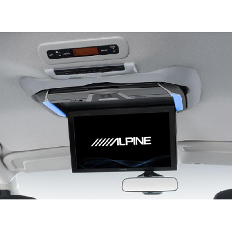 アルパイン ALPINE リアモニター設置用 取り付けキット セレナ(C27系)ディーラーオプションナビ付車専用 12.8型 リアビジョンパーフェクトフィット 新品 KTX-N1005VG-DOP