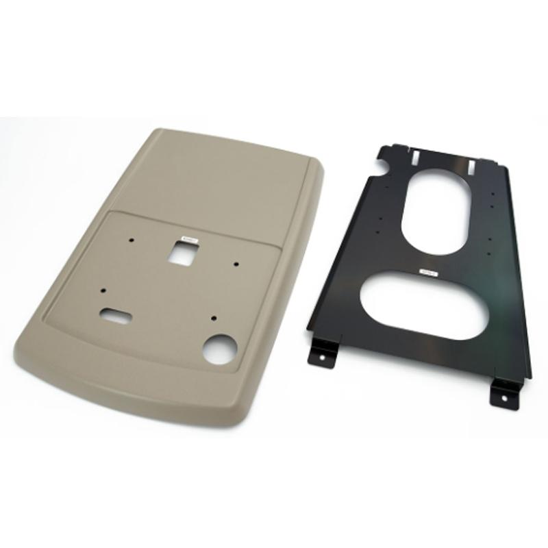 アルパイン ALPINE リアモニター設置用 取り付けキット セレナ セレナハイウェイスター ランディ(C25系)専用 10.1型 10.2型 リアビジョン パーフェクトフィット 新品 KTX-N203GB