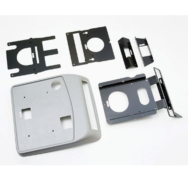アルパイン ALPINE リアモニター設置用 取り付けキット エスティマ エスティマハイブリッド(50系前期)専用 10.1型 10.2型リアビジョン パーフェクトフィット 新品 KTX-Y503VG