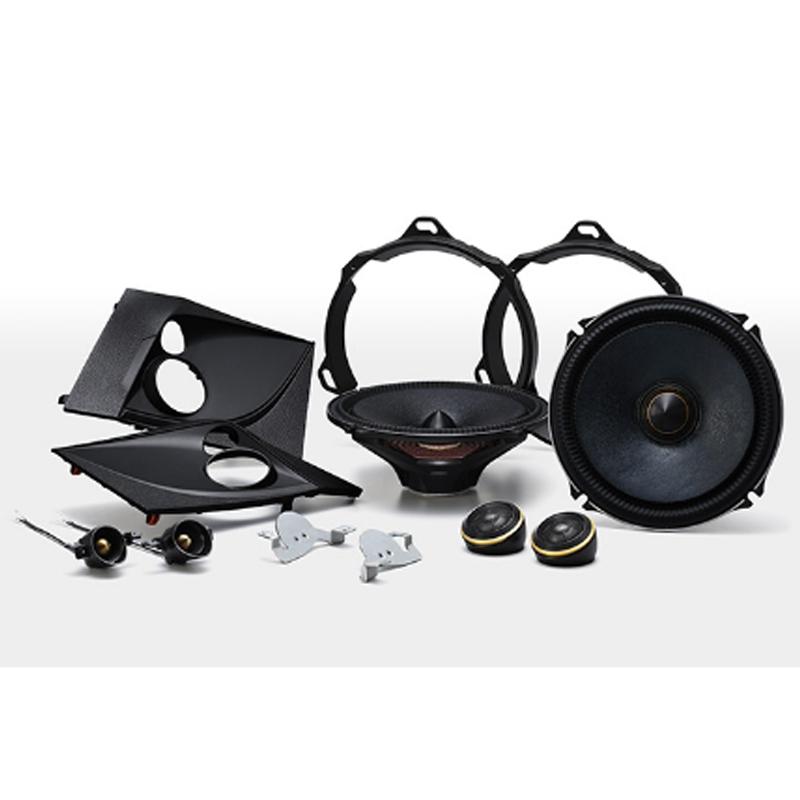 アルパイン ALPINE スピーカー カーオーディオ カースピーカー ハリアー 専用 セパレート 3wayスピーカー X3-180S-HA