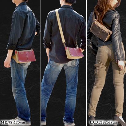 리 죠 씨가 『 시효 경찰 』에서 사용! 허리 가방 AIP (소) 01007037
