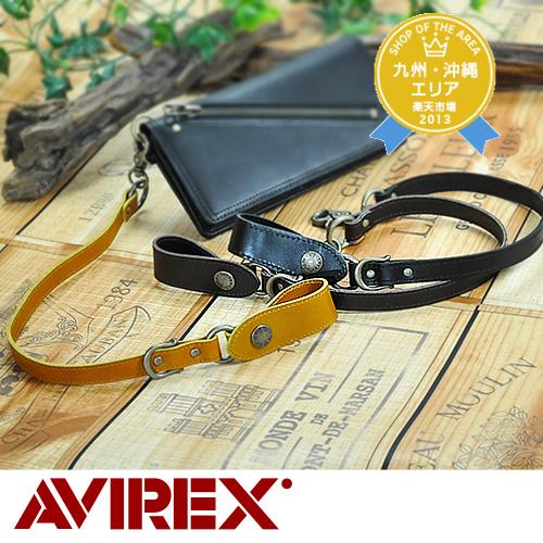 Avirexl AVIREX! 钱包链钱包代码 avx1802 男士礼品妇女 10P19Dec15