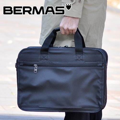 バーマス BERMAS!2wayビジネスバッグ ショルダーバッグ 【Function gear plus/ファンクションギアプラス】 [42cエキスパンダブル] 60056 メンズ 【送料無料】【コンビニ受取対応商品】【あす楽】