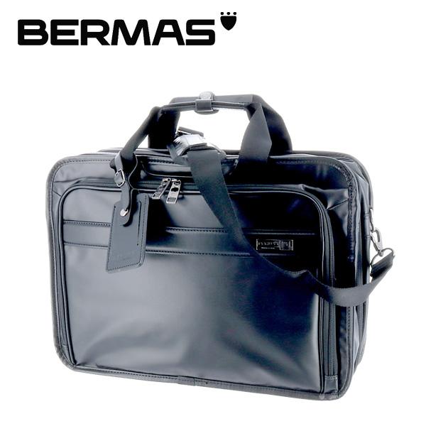 【P17倍※Rカード】バーマス BERMAS ブリーフ2層EX45c 2wayビジネスバッグ ショルダーバッグ 【インターシティ】 60461 メンズ レディース 出張 通勤 リクルート [通販] 【送料無料】 週末限定 あす楽