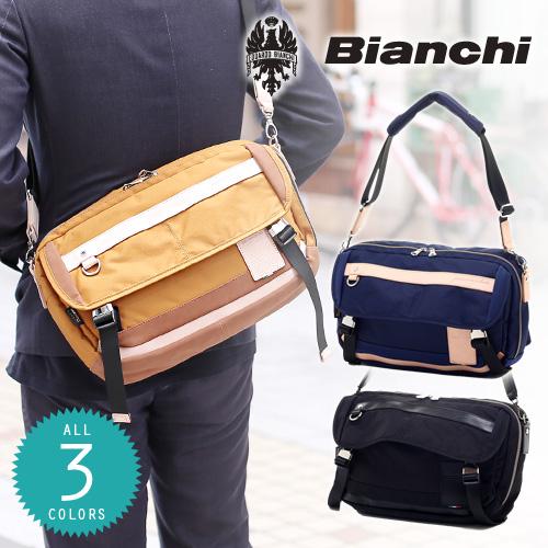 ビアンキ Bianchi!2wayショルダーバッグ ボディバッグ 【BLCI】 blci02 メンズ レディース 【送料無料】 プレゼント ギフト カバン ラッピング【コンビニ受取対応商品】【あす楽】