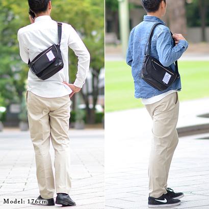 Bianchi Bianchi! Lbtc35 mens Womens shoulder bag [store]