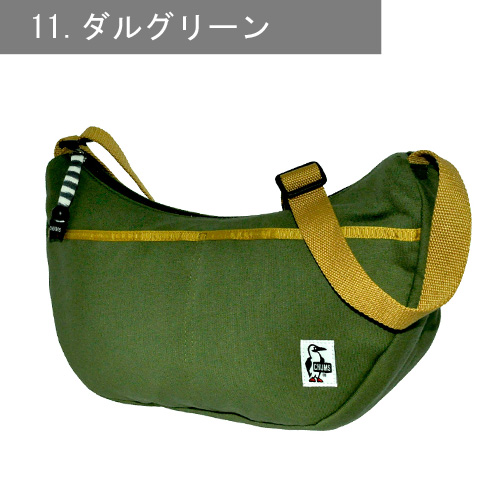 CHUMS! Shoulder bag Small banana shoulder [Small Banana Shoulder Sweat] bags CH60-0625(CH60-0298) men gap Dis bag shoulder bias bag
