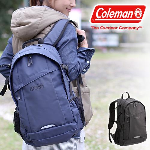科尔曼 · 科尔曼 !背包背包沃克 25 TP WARKER 25 TP cbb3421bkt 男装女装通勤学校时尚高中学生 [存储]