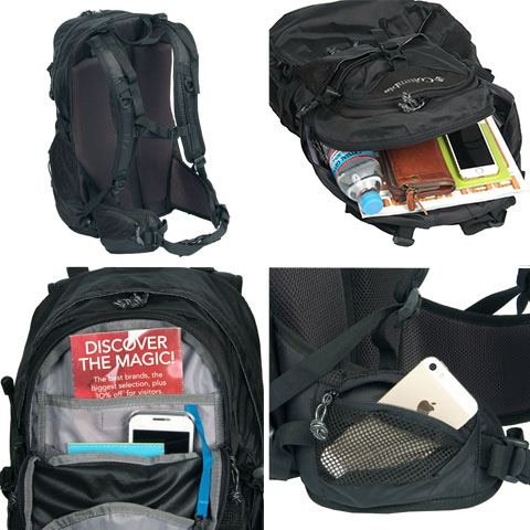 Colombia Columbia! Backpack daypack [BLUERIDGE MOUNTAINS 30L BACKPACK, PU9648 mens ladies [store] P25Apr15
