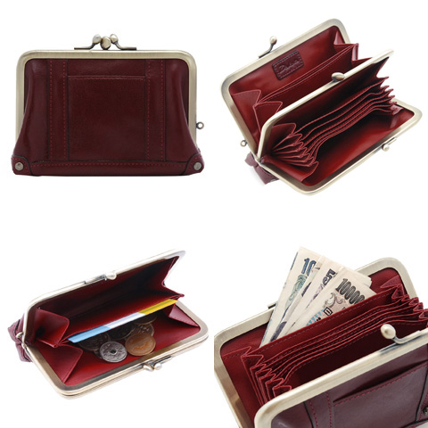 Dakota Dakota! Put coin purse wallet leads classic wallet 30005 (32005) Yamaguchi coin type leather leather leather leather ladies women's bibs and gift brand rankings