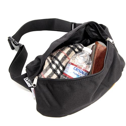 漂流的漂流者! 腰袋 (L) 肩包 (經典臀部口袋 L) df0565 男人女人 [動漫/漫畫]