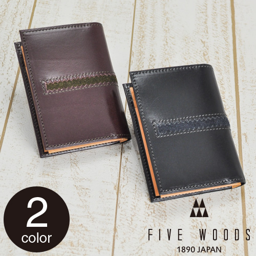 【P17倍※Rカード&エントリー】ファイブウッズ FIVE WOODS パスケース カードケース 【TED'S/テッズ】 38022 メンズ ギフト 【送料無料】 プレゼント ギフト カバン ラッピング 週末限定 あす楽