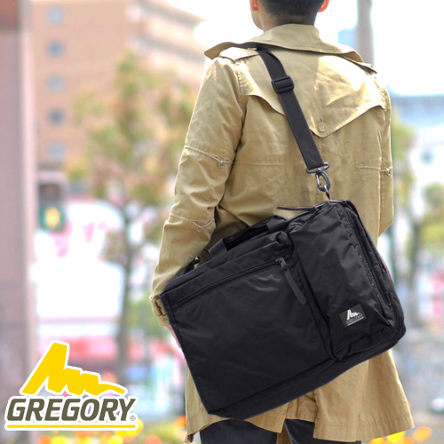 Gregory GREGORY! 3-way business bag [COVERT OVERNIGHT MISSION] men's women's father's day gift
