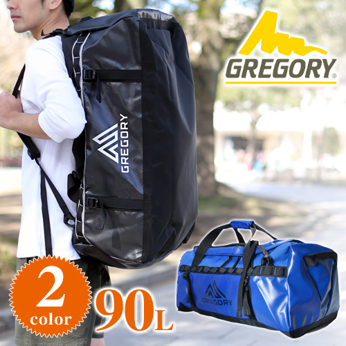 Gregory 2way Boston Bag Rucksack 90l Alpaca Duffel Men Gap Dis Gift Is Limited To Ling On The Weekend