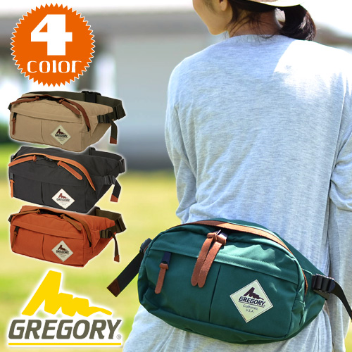 Gregory GREGORY! 2-way bag body bag [TAIL GATE and tailgate, men's women's father's day gift