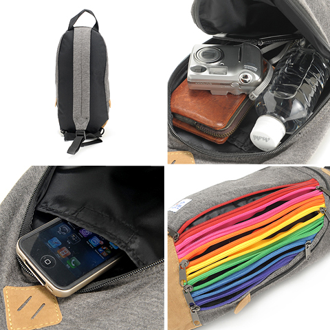 Colorful body bag mens shoulder bag also body bag gym master メニージップ g439575 presents body bag mens shoulder bag