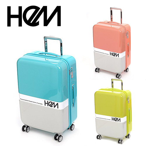 ヘム HeM!スーツケース(52.5L) 【FRASCO/フラスコ】 39501 メンズ レディース 【送料無料】 プレゼント ギフト ラッピング【あす楽】