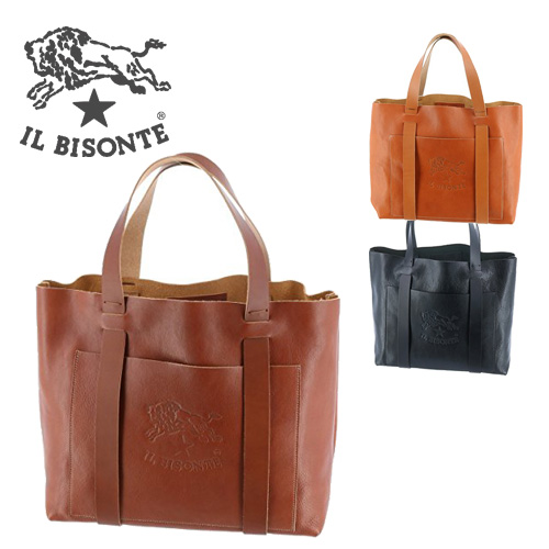 【20%OFFセール!期間限定】イルビゾンテ IL BISONTE!トートバッグ ハンドバッグ a2591 レディース 【送料無料】【コンビニ受取対応商品】【あす楽】