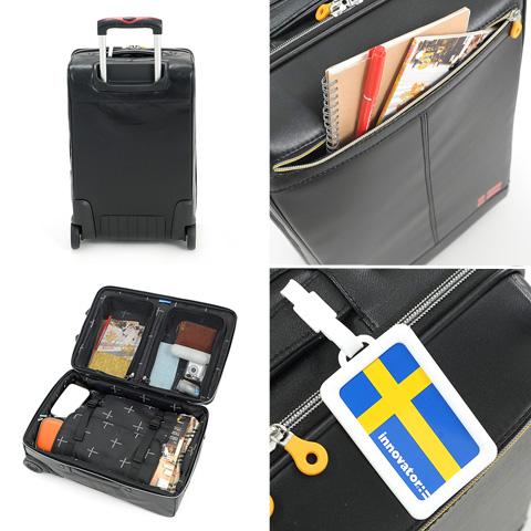 A suitcase software traveling bag! イノベーター innovator (30L)gi5321n men gap Dis carrier bag carry case fs3gm