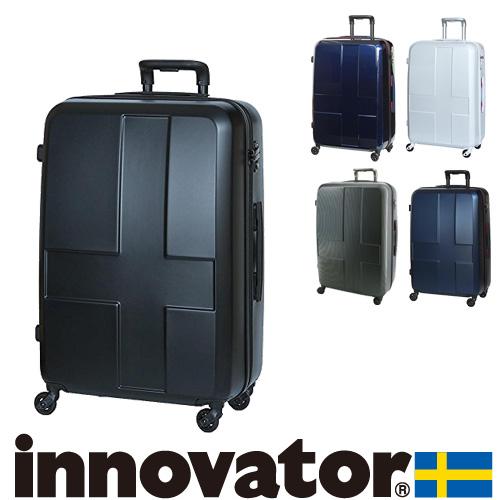 f0e3385726 スーツケースキャリーハード旅行!イノベーターinnovatorスーツケース(70L)inv63メンズレディース