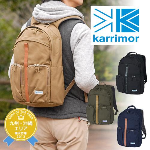 娘卡莉瑪 • karrimor !背包背包 [交流 zip 包] 382836 男裝女裝 [存儲]