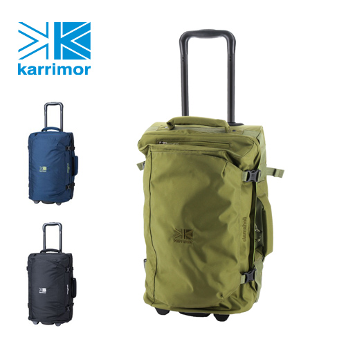 【機内持ち込み可能】スーツケース キャリーケース キャリーバッグ 小型 Sサイズ カリマー karrimor【travel×lifestyle】[clamshell 40] メンズ レディース 40L 旅行|おしゃれ 出張用 カジュアル プレゼント【送料無料】 ラッピング