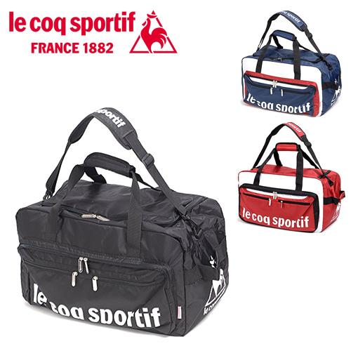 1a2e3125a0 Le Coq Sportif le coq sportif! 2way Boston bag duffel bag shoulder bag  036130 men's