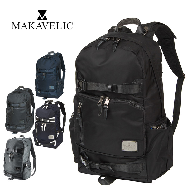 【P23倍★8/5】マキャベリック MAKAVELIC!リュックサック デイパック バックパック 大容量 【SIERRA/シエラ】 [SUPERIORITY BIND UP BACKPACK] 3106-10105 メンズ レディース プレゼント ギフト カバン 【P10倍】【送料無料】 ラッピング【コンビニ受取対応】【あす楽】