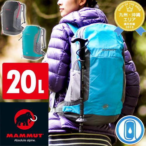 mamuto MAMMUT!帆布背包日包[Crea Zip 20]25100205120女子的登山通勤上學高中生]