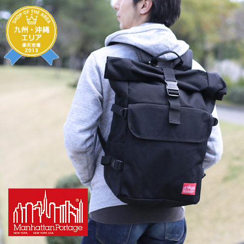 【P14倍★25日24H※Rカード】【正規店】マンハッタンポーテージ Manhattan Portage!リュックサック バックパック 【Silvercup Backpack】 mp1236 (Lサイズ)メンズ レディース 大容量 黒 通勤 誕生日プレゼント A3 【P10倍】 【送料無料】 ラッピング【コンビニ受取対応】