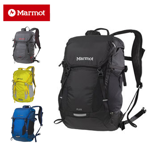 【25%OFFセール】【数量限定】マーモット Marmot!リュックサック デイパック バックパック 大容量 [Flux 24] m4bf2608 メンズ ギフト レディース 【送料無料】 プレゼント ギフト カバン ラッピング【コンビニ受取対応商品】【あす楽】