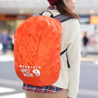 Mountain Hardwear Mountain Hardwear! Rain cover [Backpack Rain Cover 10-30L] os6537 men women [anime/manga]