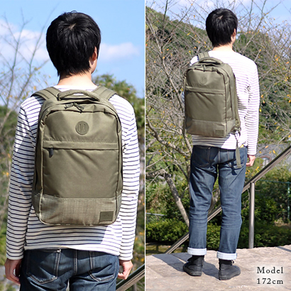 Nixon NIXON! Backpack daypack backpack large [BEACONS] nc2190 mens ladies commuter school fashion high school student P27Mar15 ss 201306