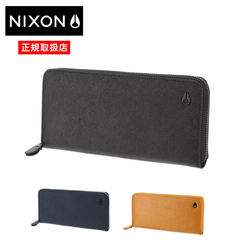 ニクソン NIXON!ラウンドファスナー長財布 [Moor II Wallet/ムーアIIウォレット] nc2726 メンズ レディース 【送料無料】 ラッピング【コンビニ受取対応商品】【あす楽】