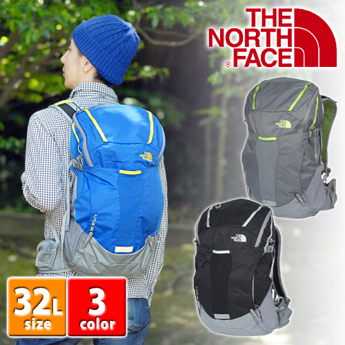 【20%OFFセール】ザ・ノースフェイス THE NORTH FACE!バックパック 登山用リュック ザックパック 【TECHNICAL PACKS】[LITUS 32] nm61506sm メンズ レディース 【送料無料】 プレゼント ギフト カバン ラッピング【コンビニ受取対応】【あす楽】