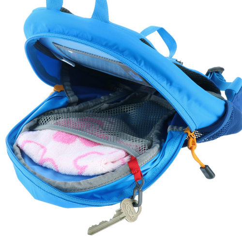 """THE NORTH FACE Backpack Daypack kids home slice [KIDS PACKS] [K Homes lice] nmj71405 Men Women Boys Girls Kindergarten School [10 times points ] [RCP]""""postal parcel unavailable"""" [10% off for north lucky bag]"""