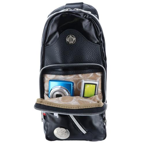 OROBIANCO orobianco! Body bag DRILLAK ドリラック 3386d body bags body bag mens leather leather shoulder