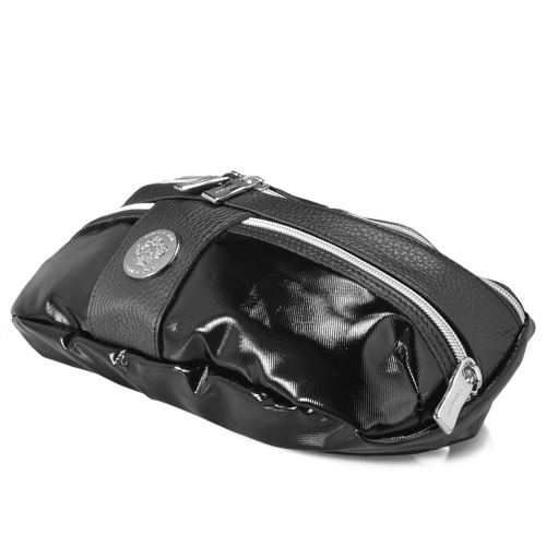 Ringtone after the gift certificate GET ♪ orobianco Orobianco! Bodybag 2885 nd (5048 d) mens body bag leather enamel nylon leather cowhide leather fs3gm