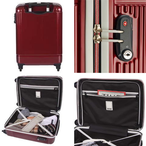 Suitcase carry case hard travel bag! PANTONE universe PANTONE UNIVERSE (36 L) pnz48 men's women's school excursion trip carry-on