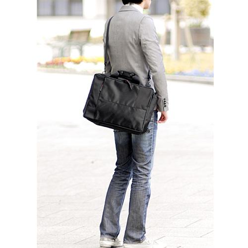 Yoshida 鞄波特波特! 3 路商务手提包公文包背包 662 08383 品牌男装礼品妇女的通勤 A4 B4 学校旅行波特乐天
