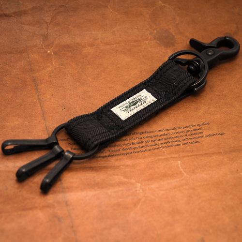 Yoshida Kaban Porter PORTER! Key ring 733-09079 brand men's 'resolution'