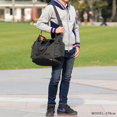e70774796 Newbag Wakamatsu: Yoshida bag porter PORTER! 2way tote bag 855-07500 ...