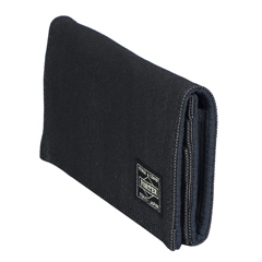 Yoshida 鞄波特波特长钱包 592 06371 男装 Yoshida 袋宝-Ta-钱包钱包品牌 | 钱包的圣诞礼物